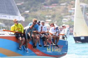 St Thomas International regatta 2016, day 1