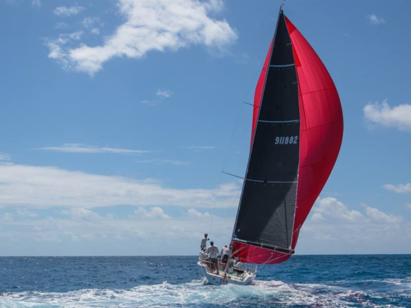 RACING BEGINS THURSDAY – 2019 ST. THOMAS INTERNATIONAL REGATTA KICKS OFF WITH WARM-UP ROUND THE ROCKS RACE