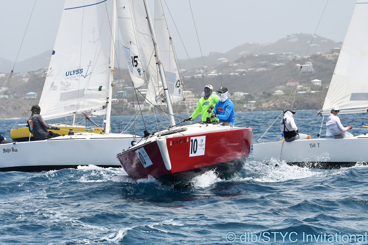 St. Thomas Yacht Club Announces its 2021 Regatta Schedule