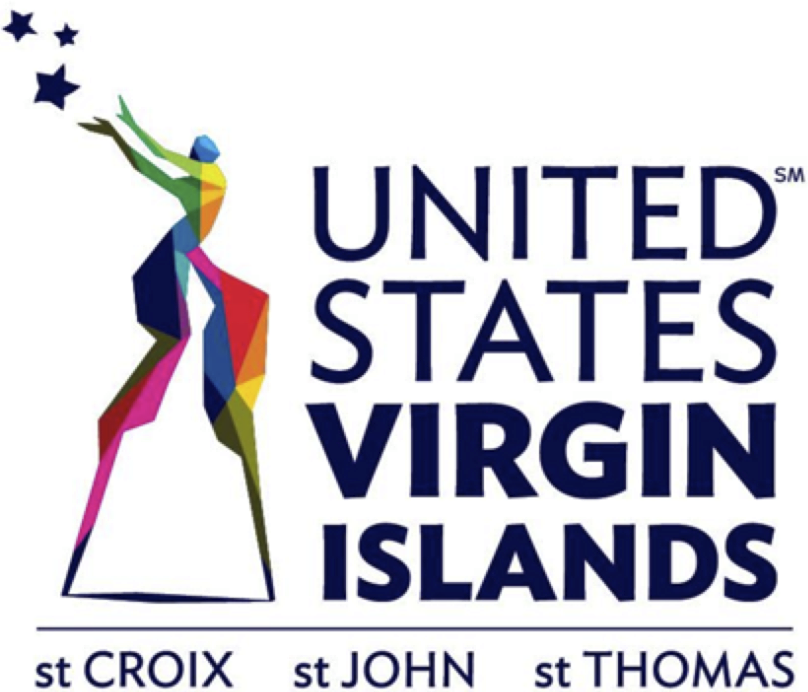 USVI Department of Tourism Logo