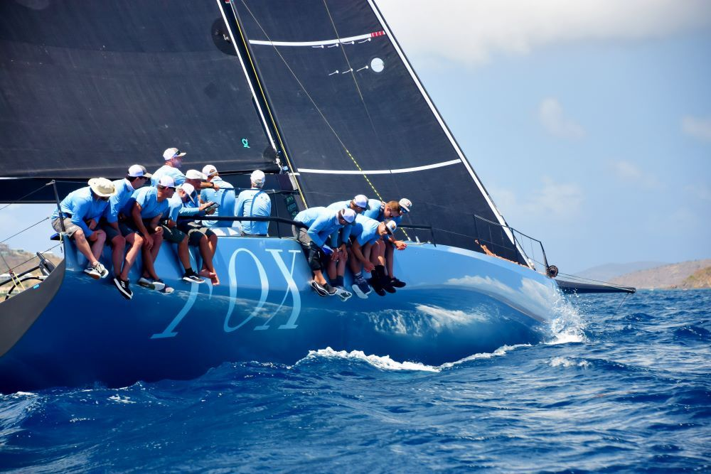 FOX, Wild T'ing, Bill T, Mark – Win Classes at the 2021 St. Thomas International Regatta