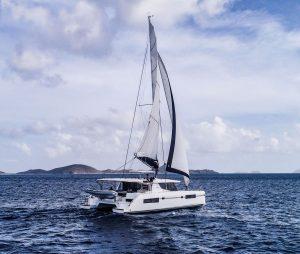 Moorings Catamaran