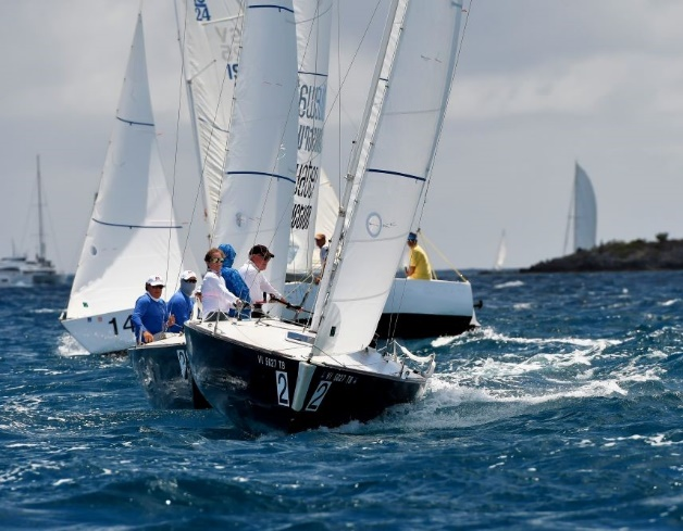 Registration Now Open! Get Ready to STIR Up the Fun! 48th St. Thomas International Regatta Set for March 25-27, 2021